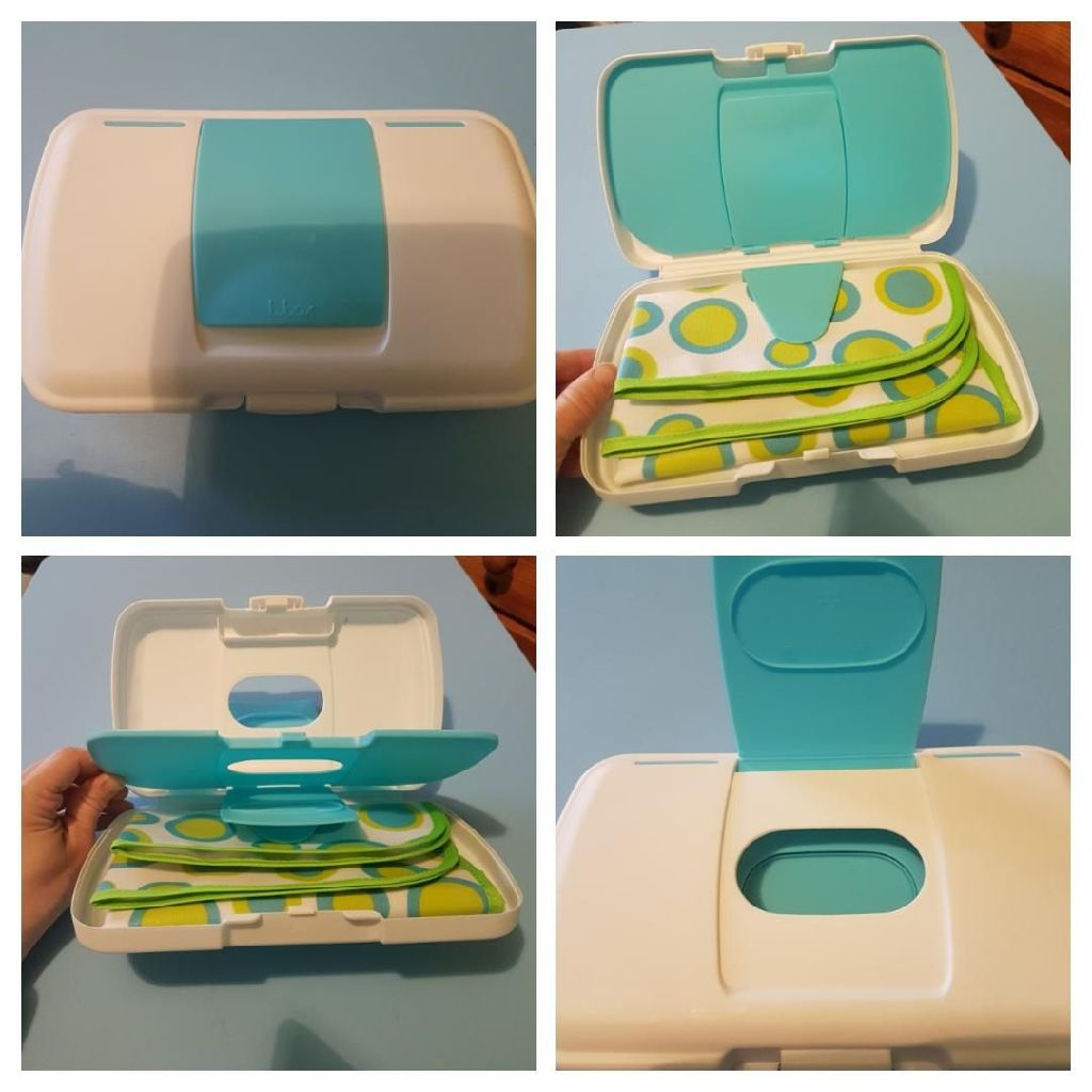 Koo di Baby travel changing box brand new