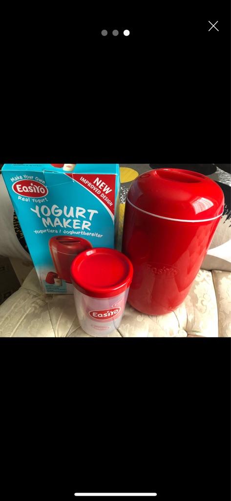 NEW Yoghurt Maker