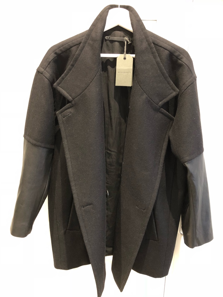 AllSaints black coat