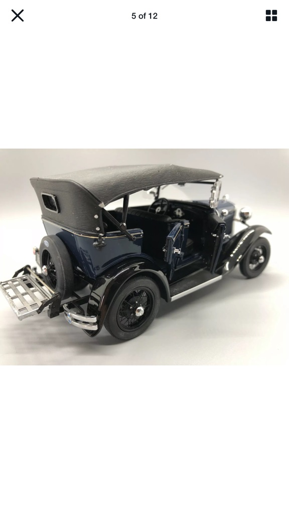 Danberry mint 1931 Limited addition Ford