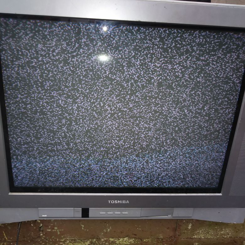 "Toshiba 24""stereo sound color tv"