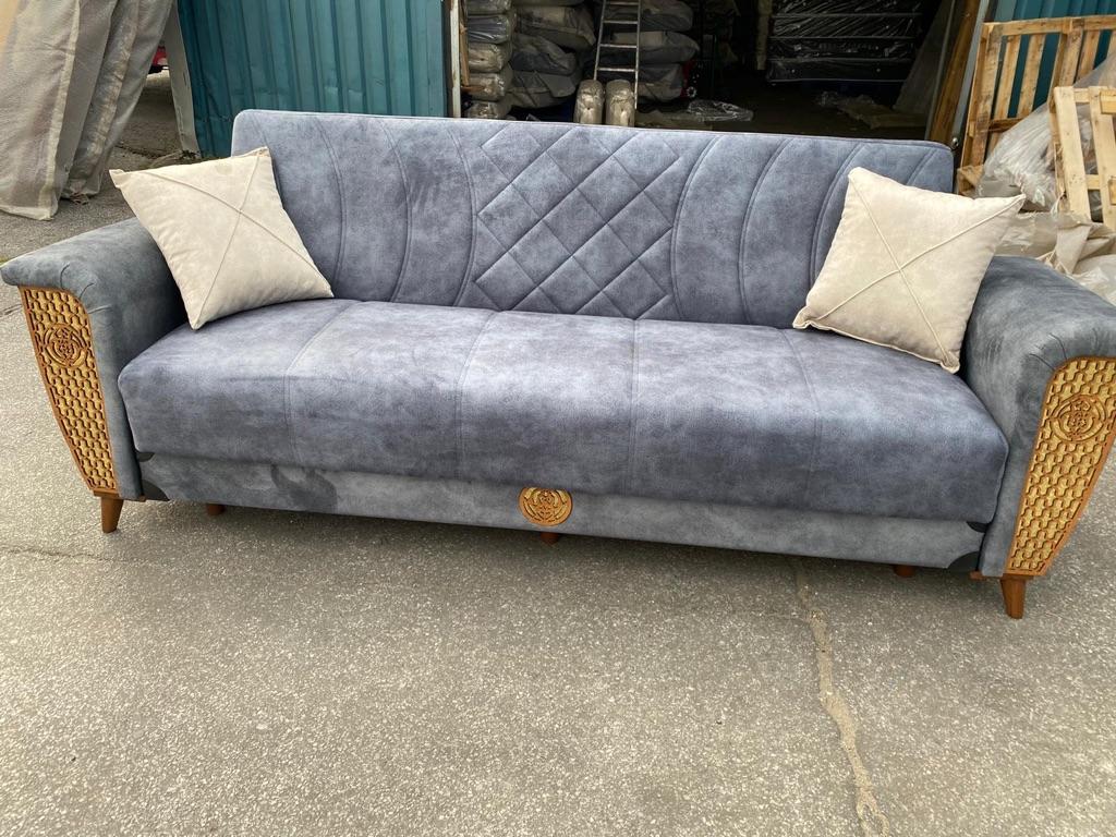 Glanz Turkish sofa bed with storage brand new