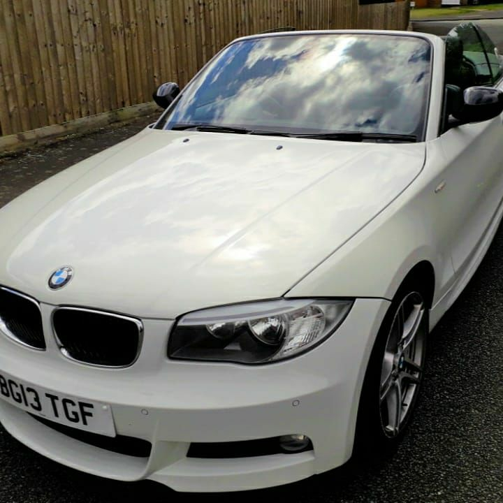 BMW 1 SERIES 118d SPORT PLUS EDITION CONVERTIBLE