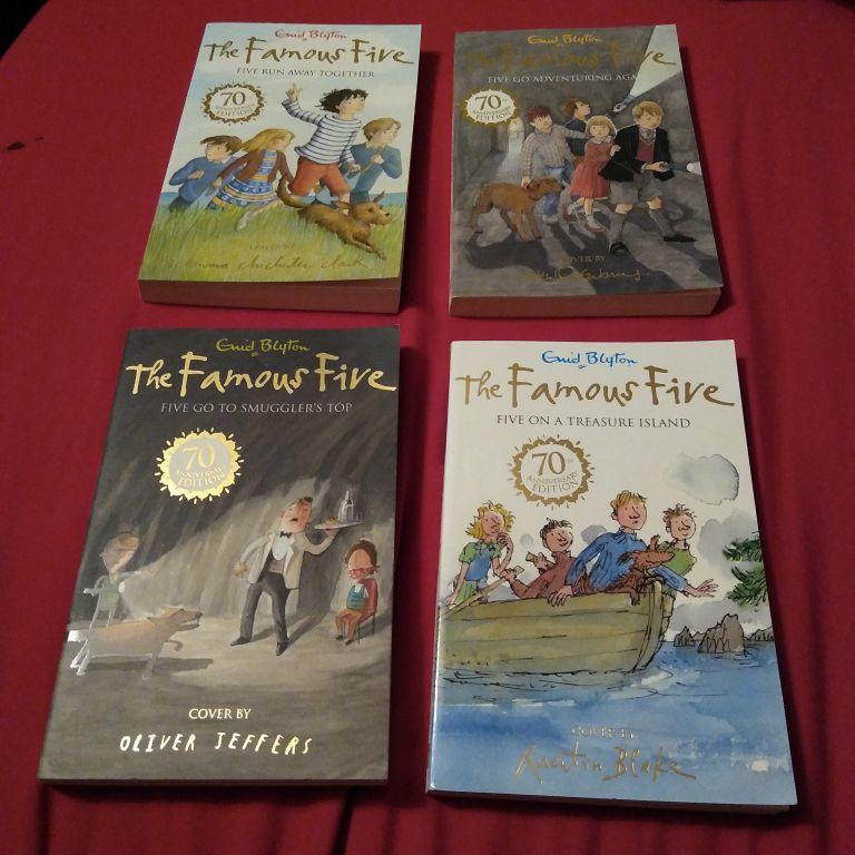 4 Children's Books For Sale