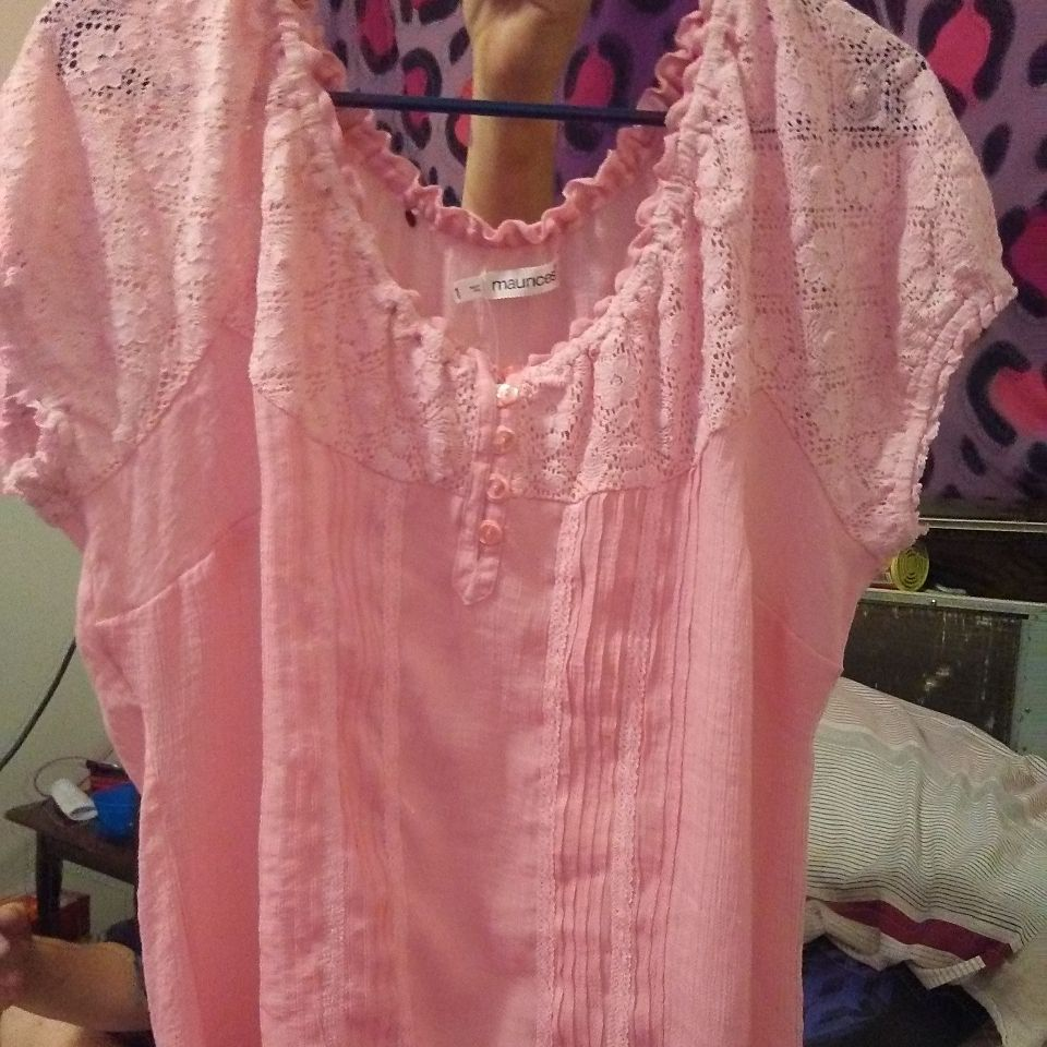 pink ladies top