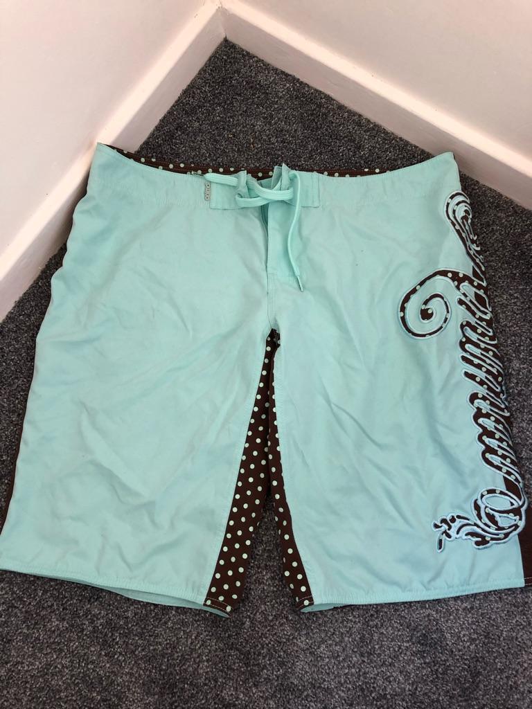 Animal Board Shorts (Size 14)