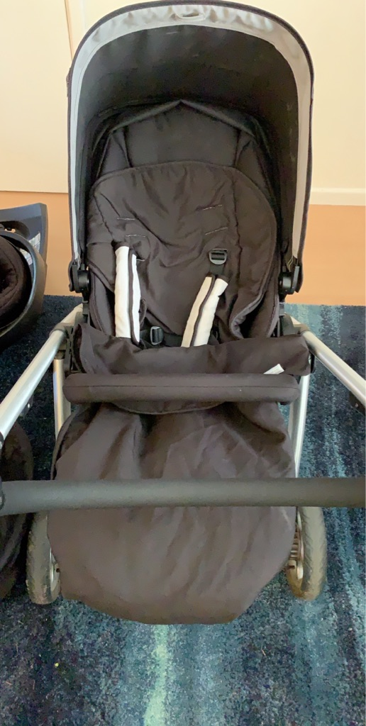Mamas&Papas Pushchair and Car Seat Set