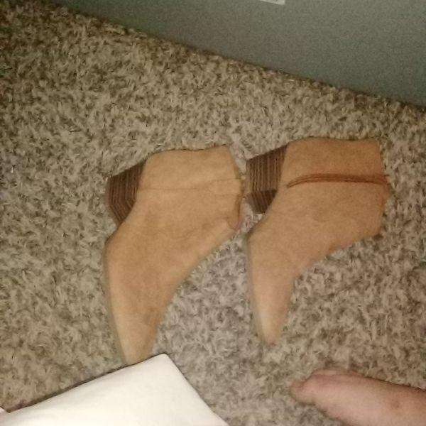 Boots  shoes heels