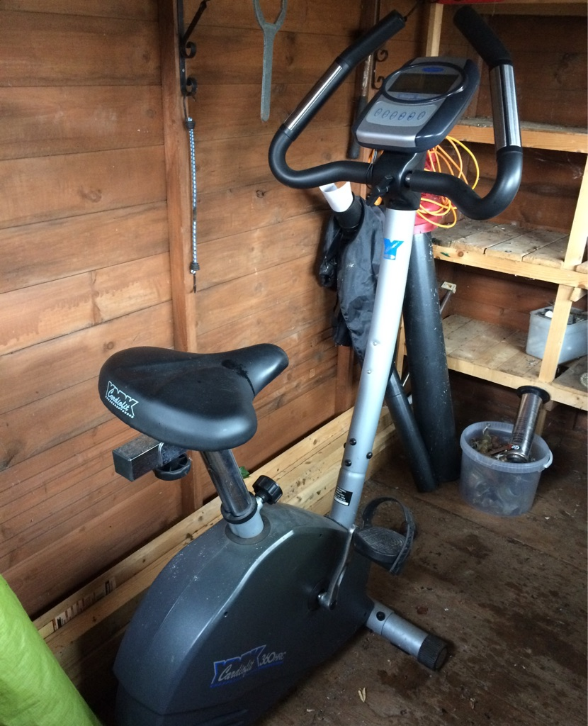 York Cardiofit 360 HRC Exercise Bike