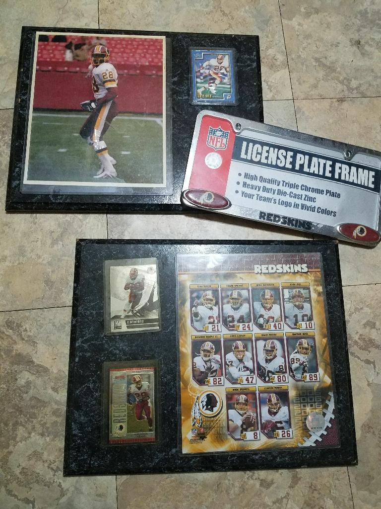 Washington Redskins collection