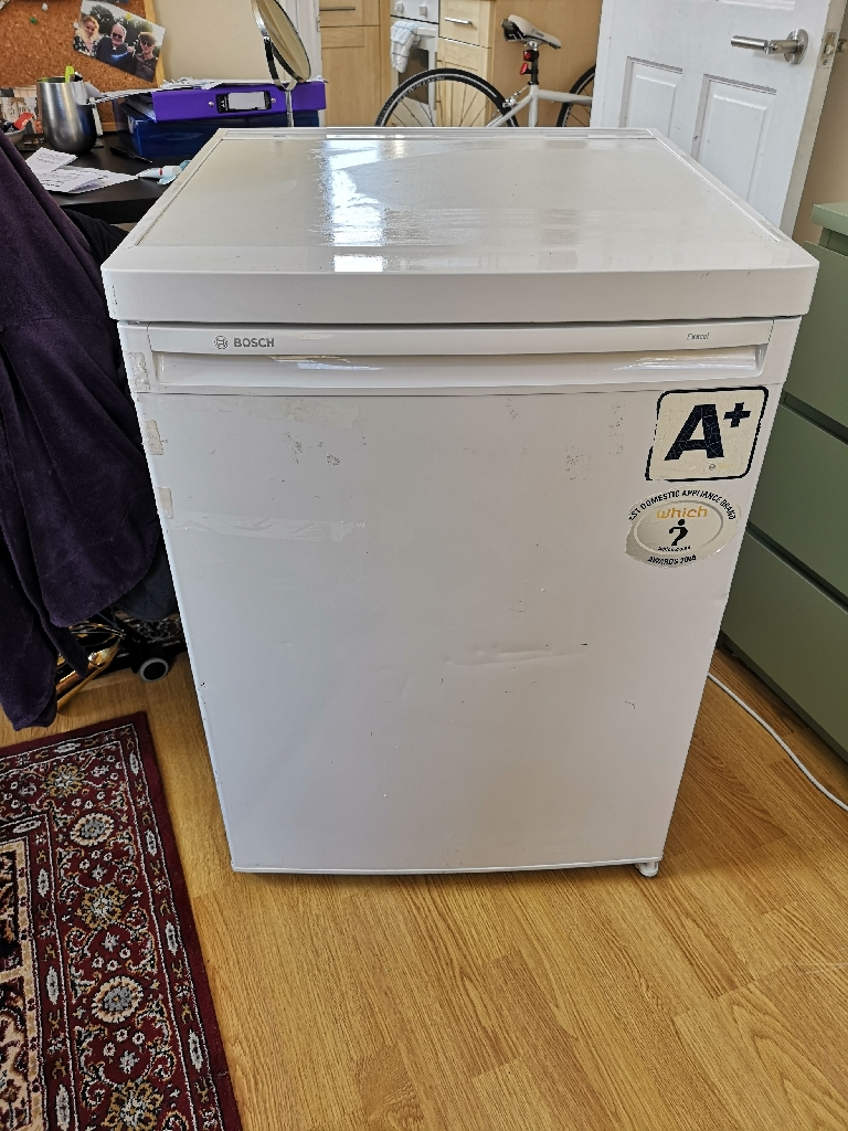 Large Bosch Freezer