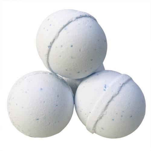 Total unwind bath bomb with bath salts