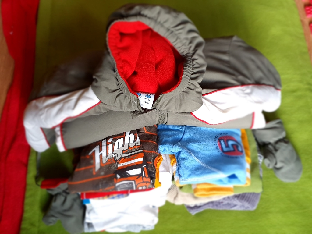 Baby Clothes 6-12 months - boy