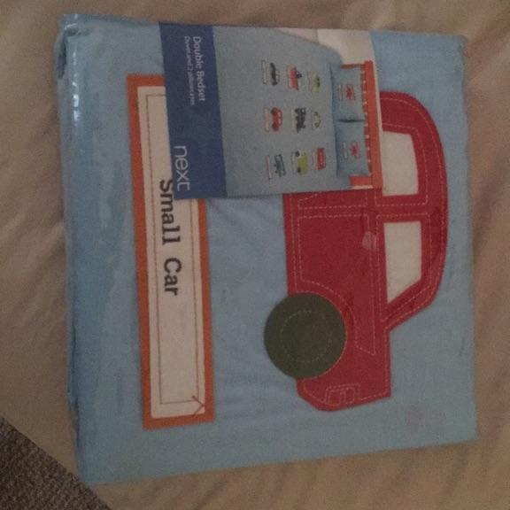 Duvet & 2 pillowcases