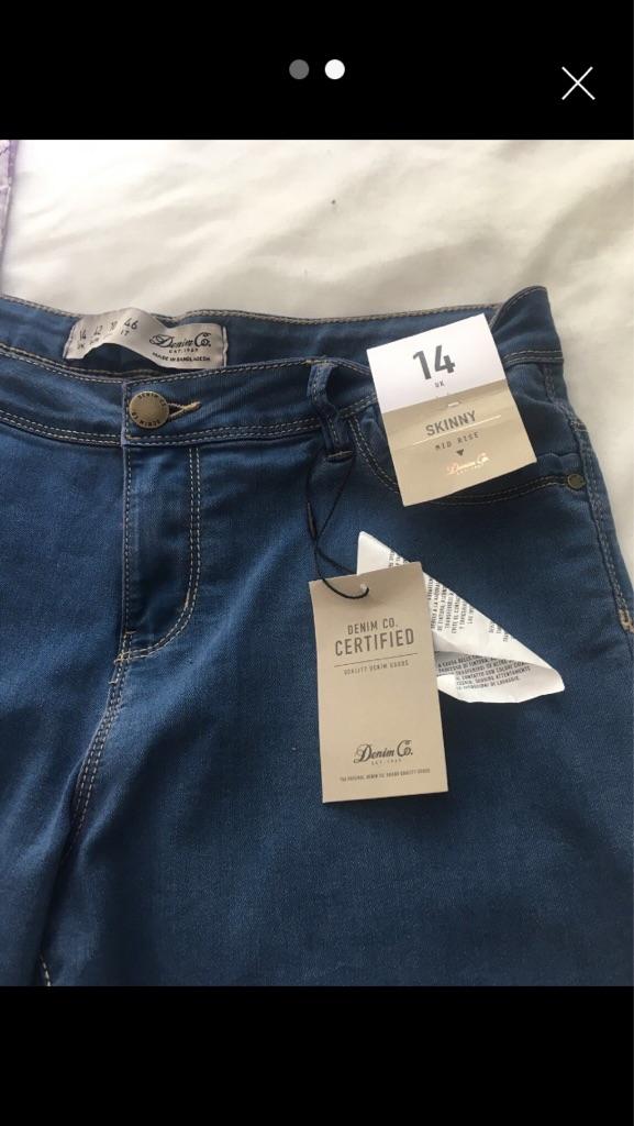 Jeans size 14 BNWT