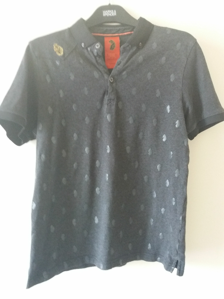 LUKE designer summer T-shirt
