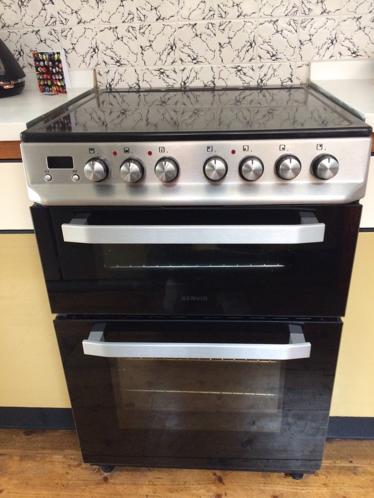 Servis Double wlectric cooker