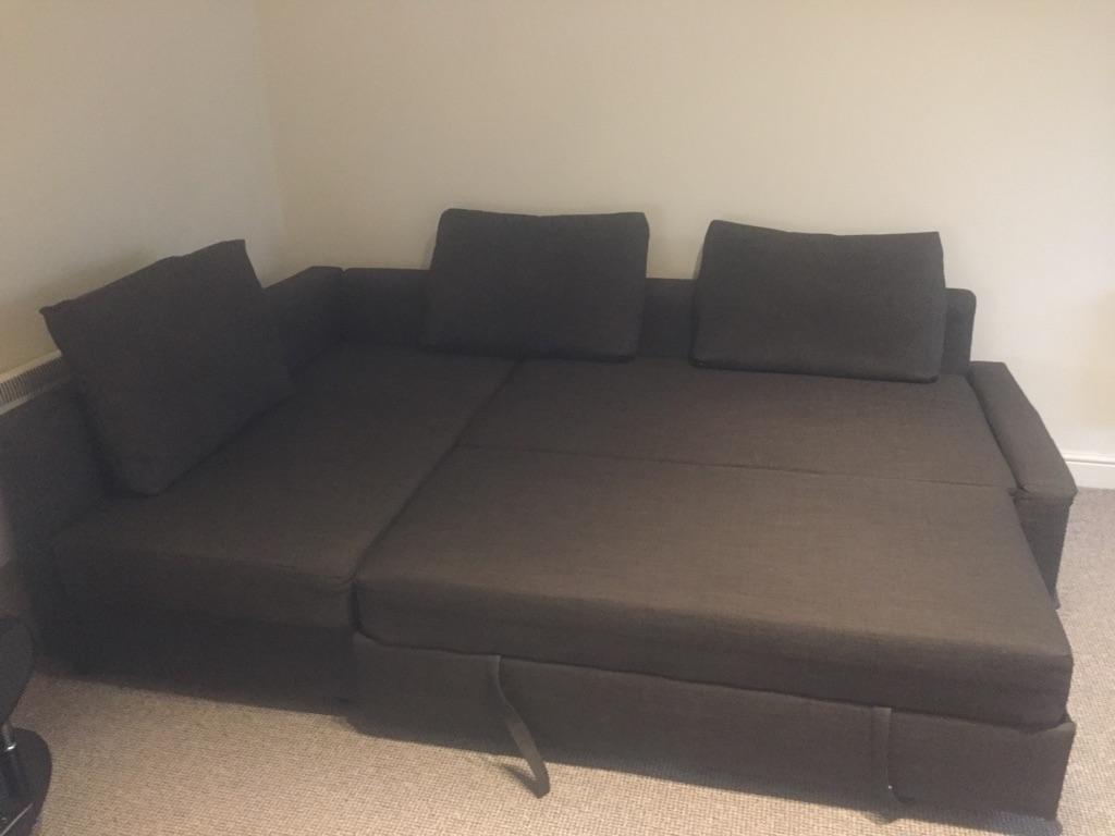 Ikea FRIEHETEN bed-cum sofa