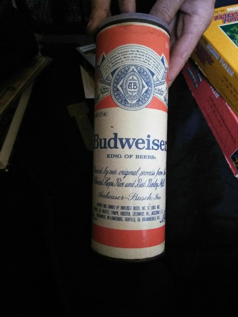 1980s Budweiser phone
