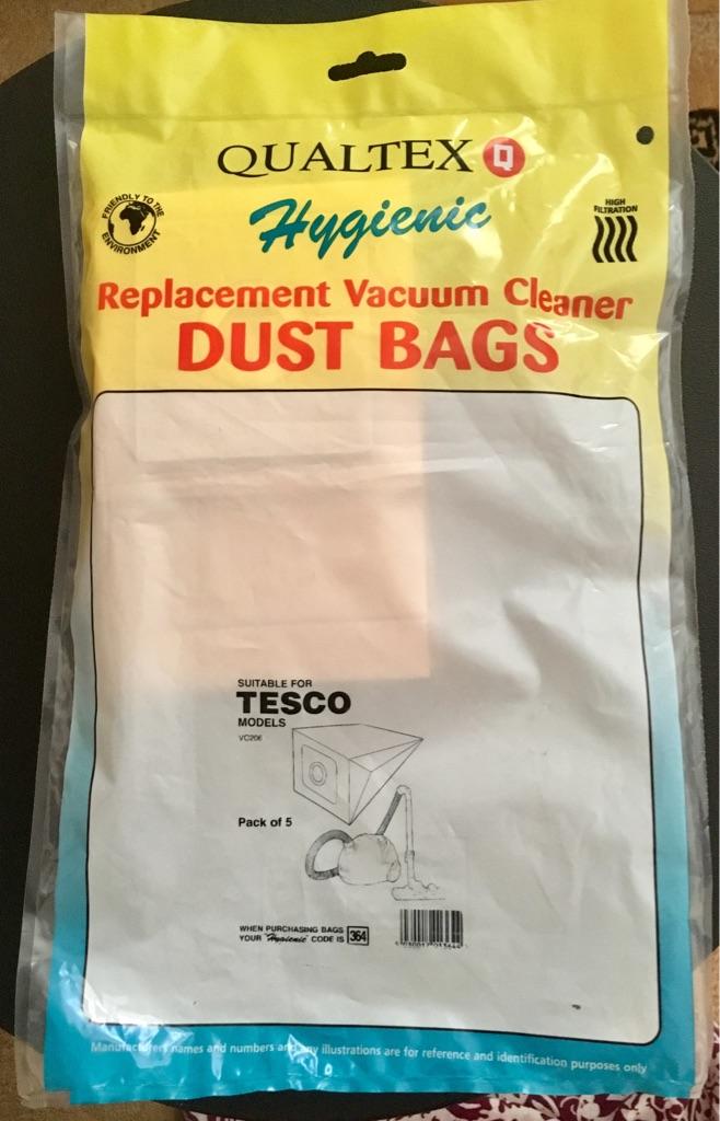 Vacuum cleaner dust bags