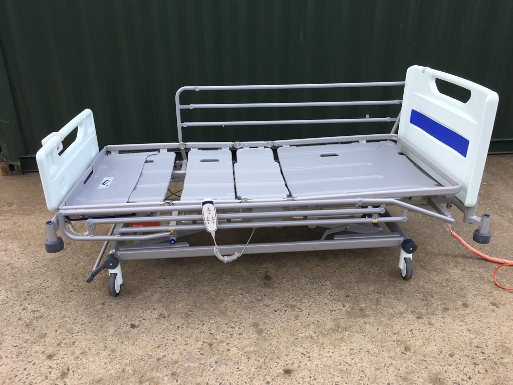 Huntleigh hospital bed