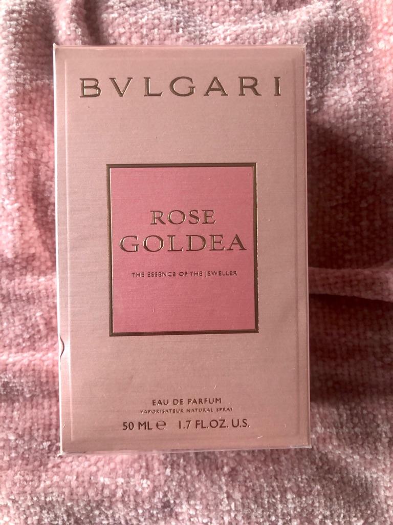 Bvlgari women's perfume