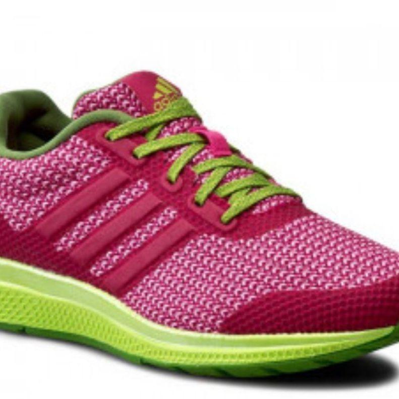 Ladies Adidas Mana bounce trainers