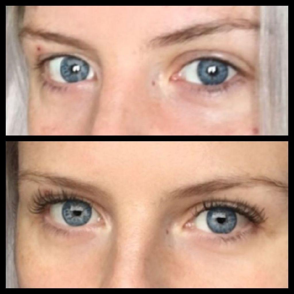 1:1 Individual Eyelash Extensions - OFFER