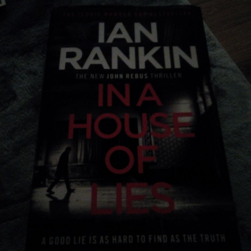 Ian Rankin, In A House of Lies