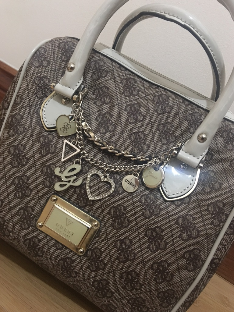 Guess logo bag
