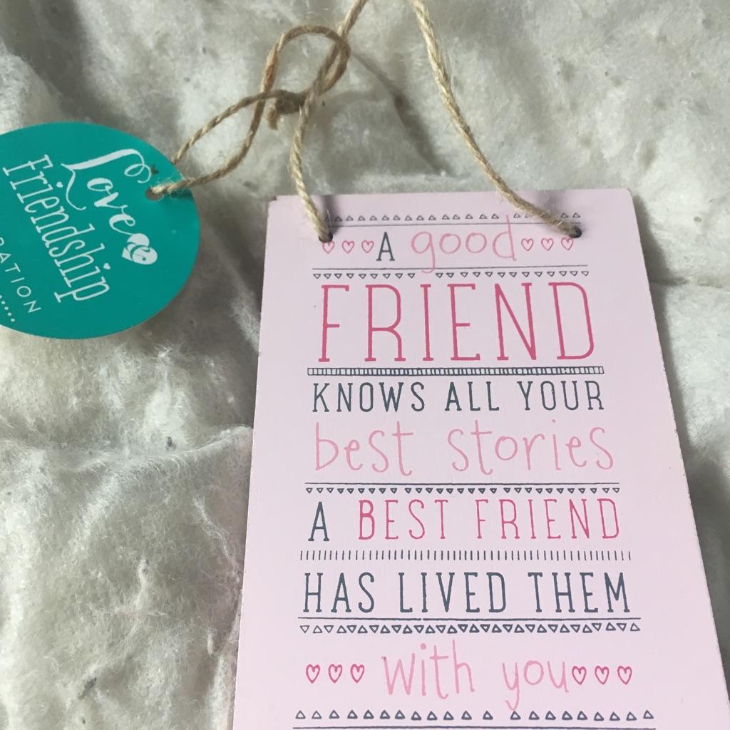 Love friendship decoration