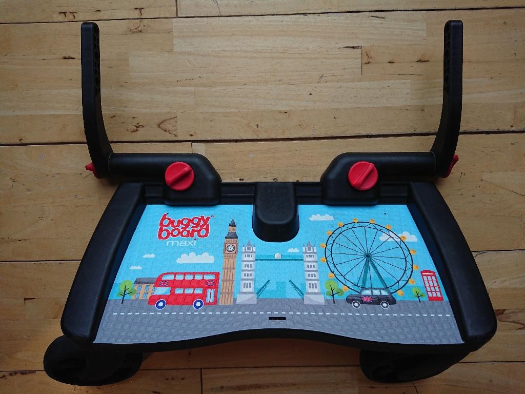 Lascal buggy board maxi London