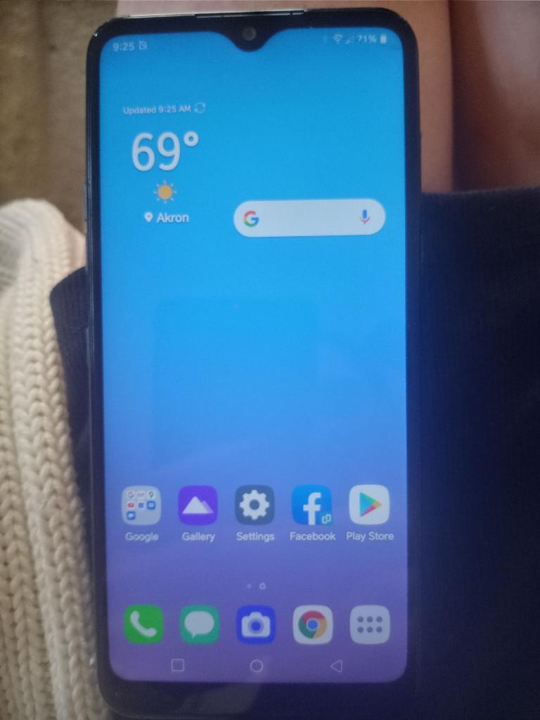 LG K51 Smartphone