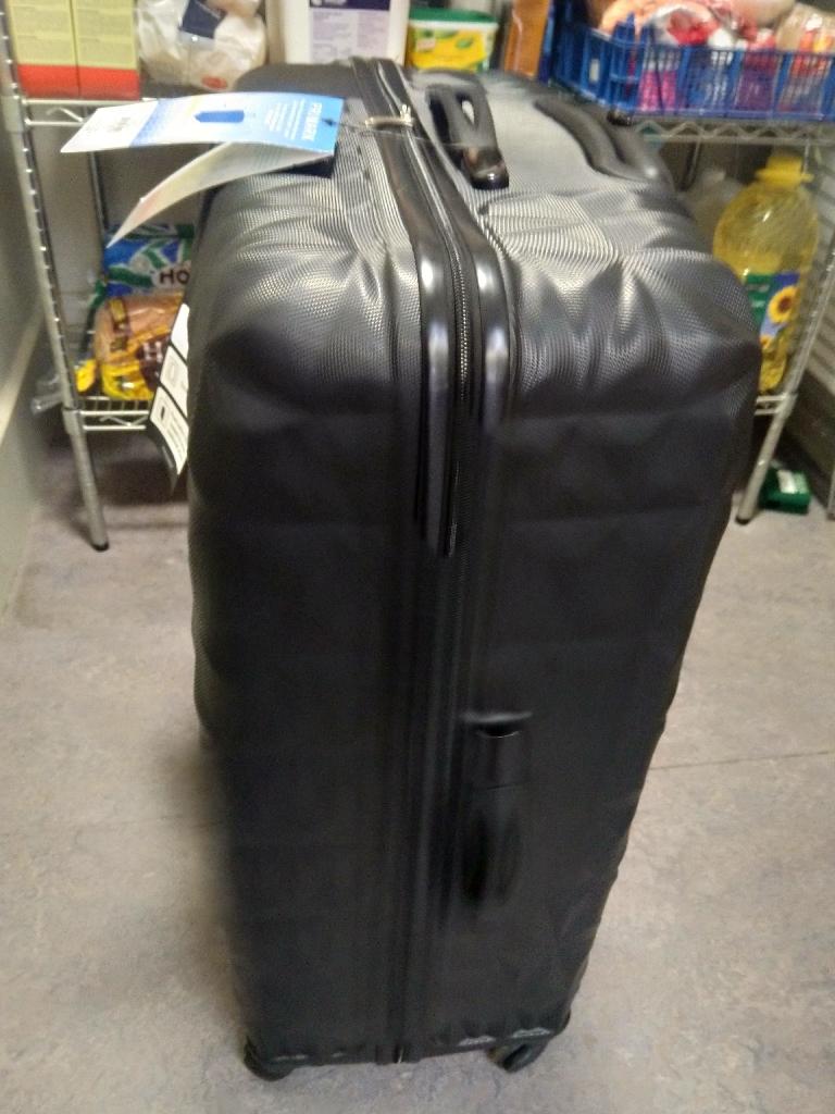 Large suitcase