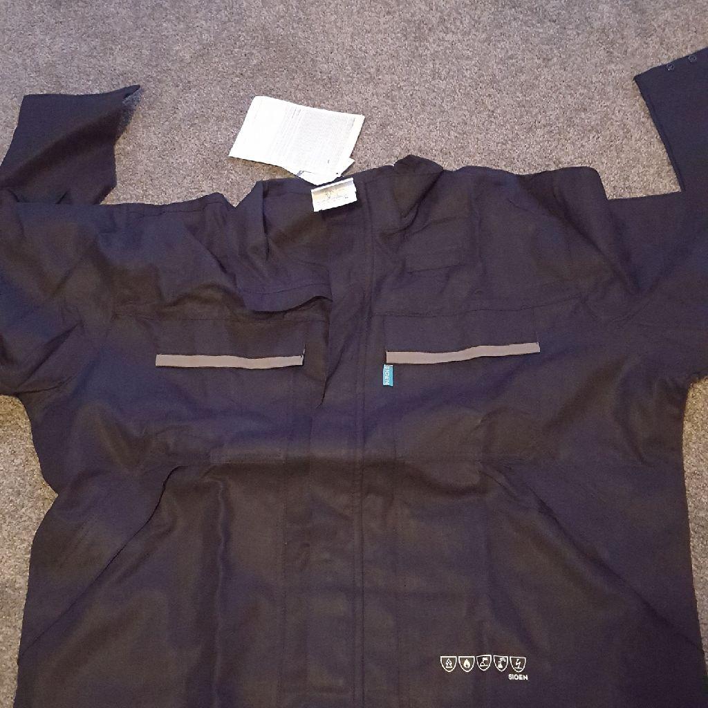 Mans work jacket size xl new