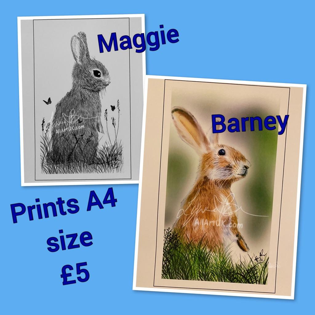 Animal prints limited edition