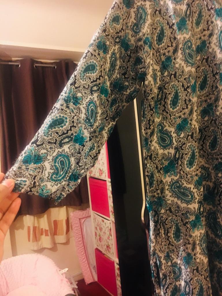 2x ladies maxi dress