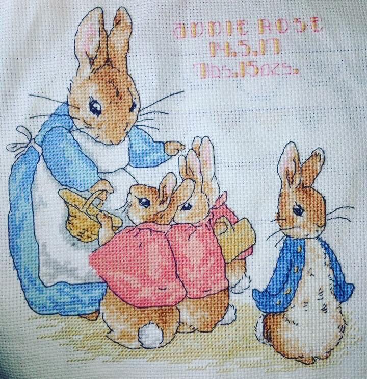 Peter Rabbit Baby Birth
