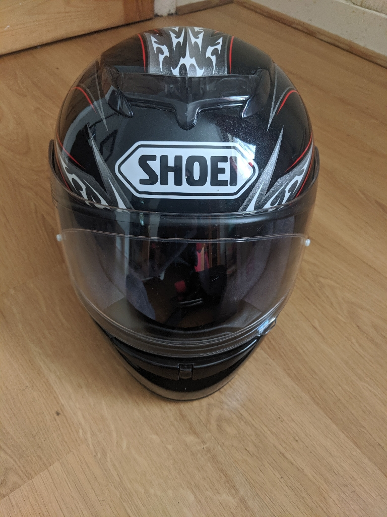 Shoei ladies/mens helmet