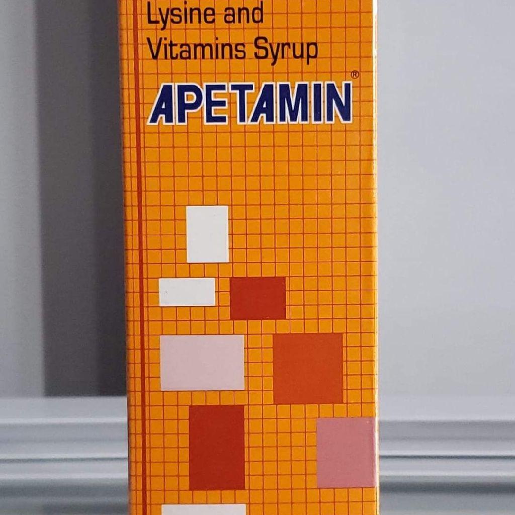 APETAMIN VITAMINS