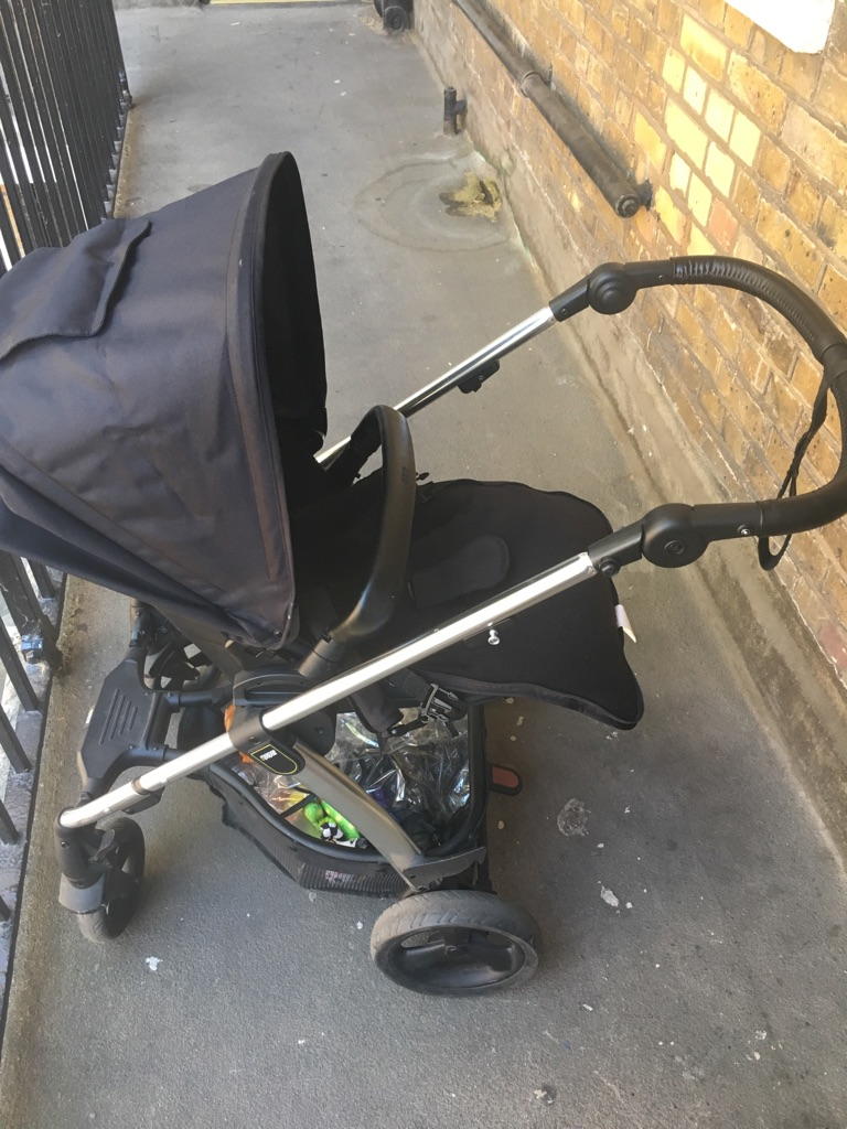 Mamas Papas Sola2 Pushchair/Carrycot/Footmuff