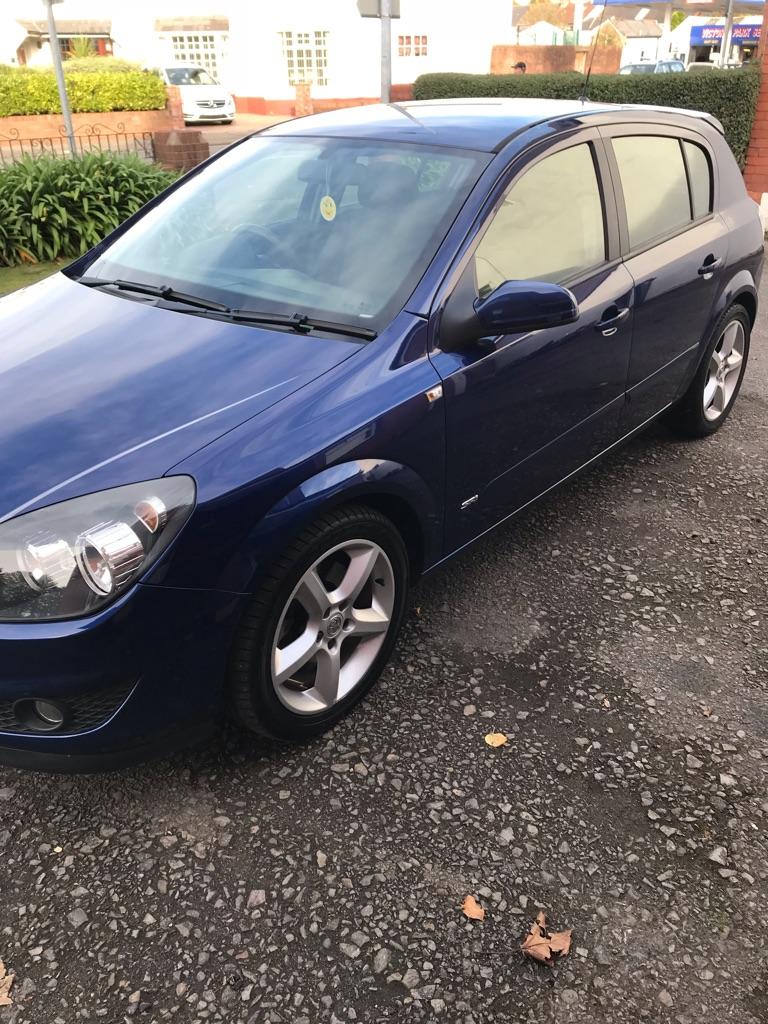 Vauxhall Astra 2007 1.9 CDTi SRi