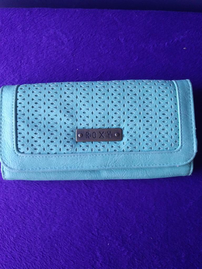 Blue Roxy Wallet