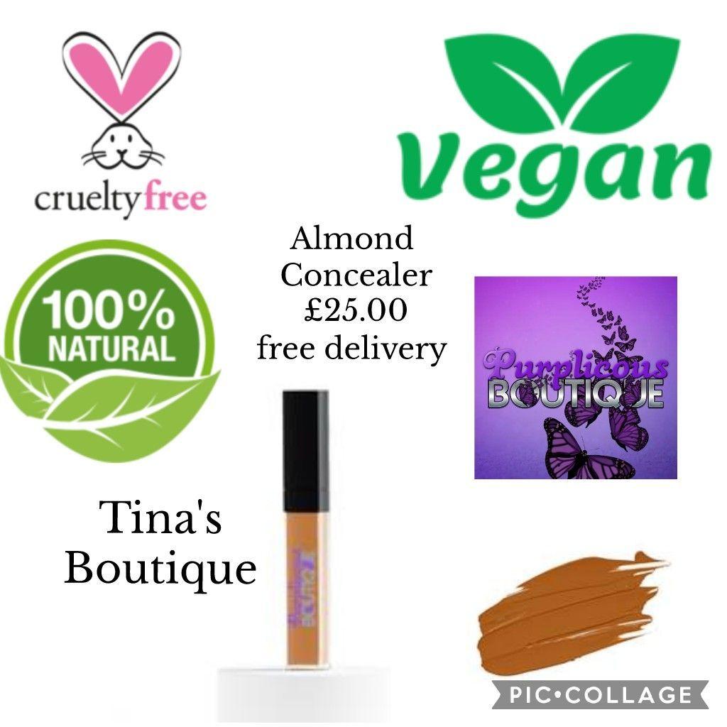 Almond Concealer