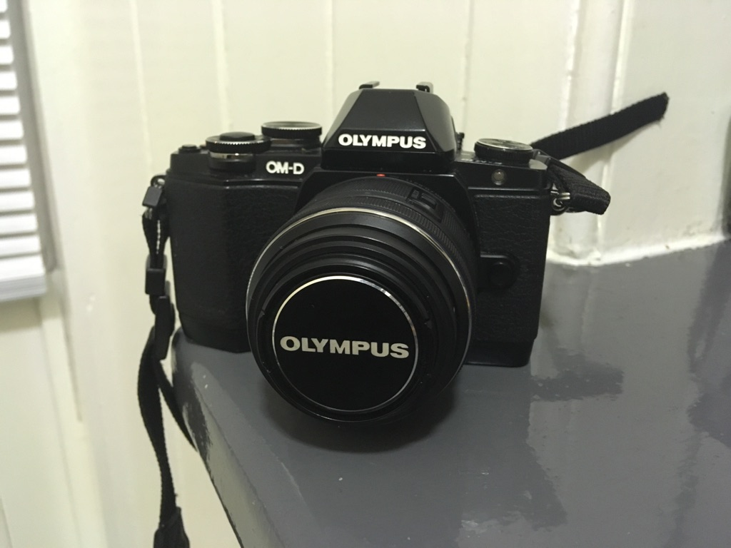 Olympus OMD EM10 Digital Camera - Very good condition