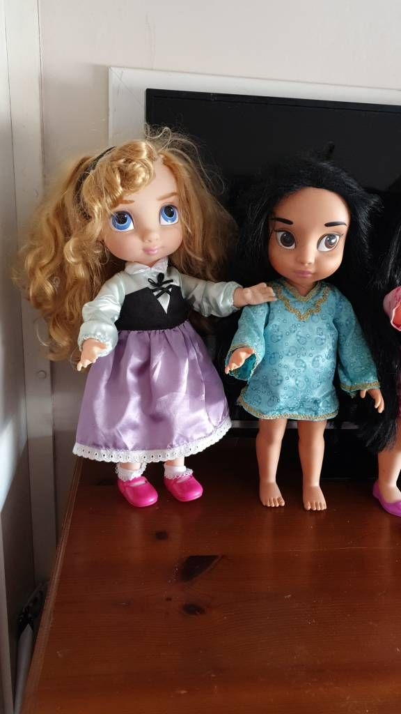 Disney Princess Animator Dolls
