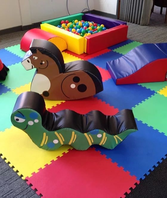 Soft play hire business for sale