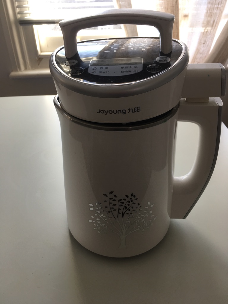 Joyoung soy milk maker