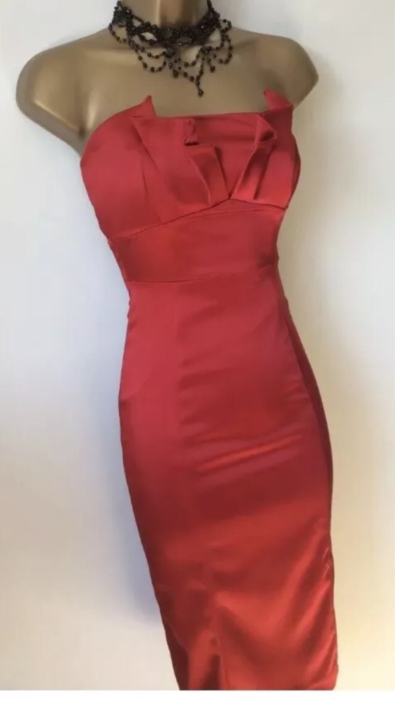 Coast Wiggle Dress Size 10