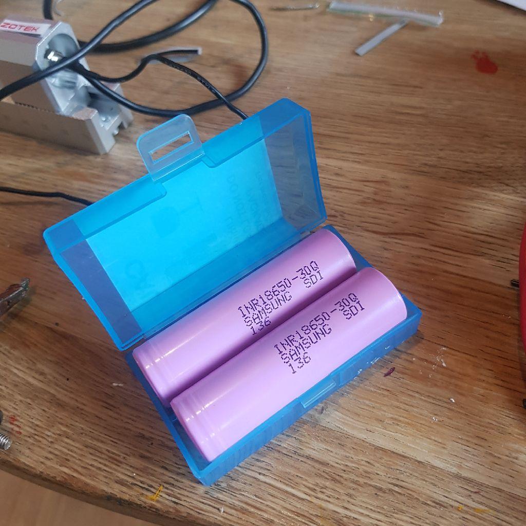 Vape batterys A grade £5 each unless you need more